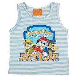 Mancs Őrjárat/Paw Patrol kisfiú nyári trikó