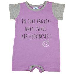 Feliratos baba napozó