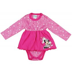 Disney Minnie szoknyás baba body