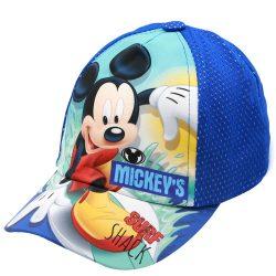 Disney Mickey kisfiú baseball sapka UPF+30