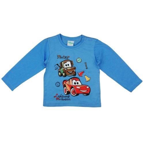 Disney Cars/ Verdák hosszú ujjú fiú póló