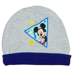 Disney Mickey bélelt pamut baba sapka