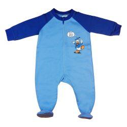 Disney Donald kacsa  belül bolyhos overálos pizsama