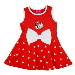 Disney Minnie masnis| pöttyös ujjatlan lányka ruha