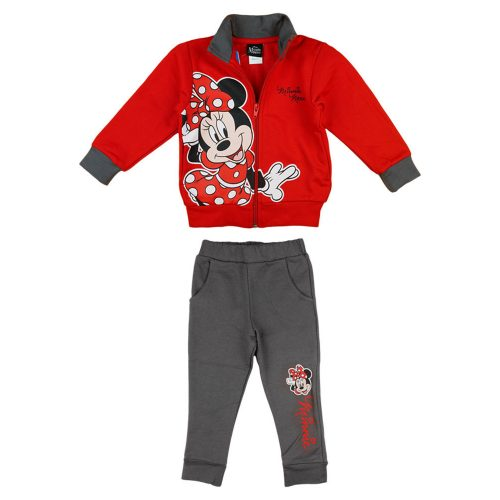 Disney Minnie 2 részes| belül bolyhos szabadidő szett