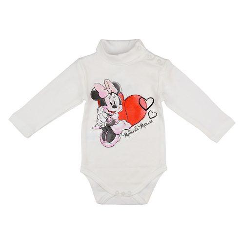 Disney Minnie szíves garbós baba body krém