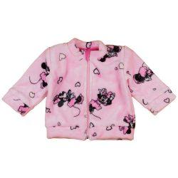 Disney Minnie wellsoft baba kocsikabát (kardigán)