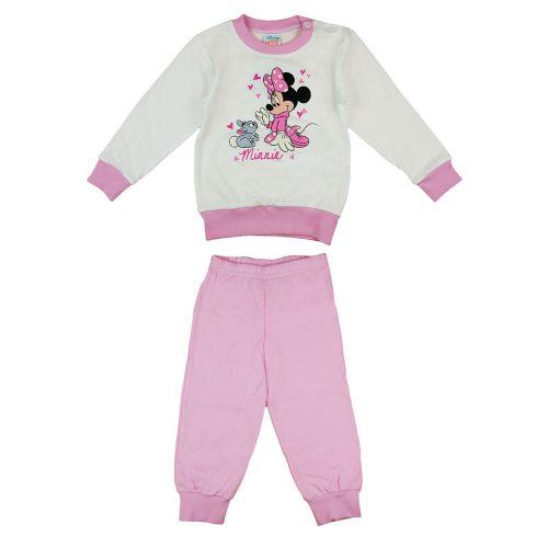 Disney Minnie nyuszis lányka pizsama