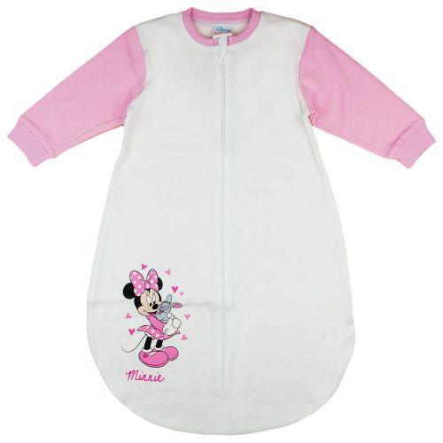 Disney Minnie nyuszis  hosszú ujjú vékony pamut hálózsák 1 5 TOG