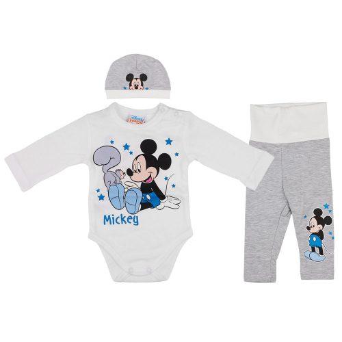Disney Mickey mókusos 3 részes baba szett