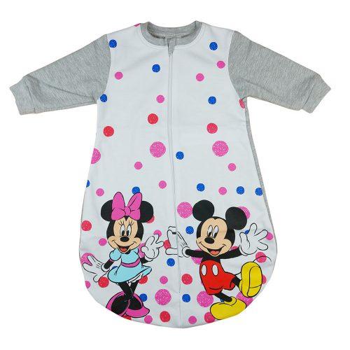 Disney Minnie| Mickey belül bolyhos| hosszú ujjú hálózsák 2|5 TOG