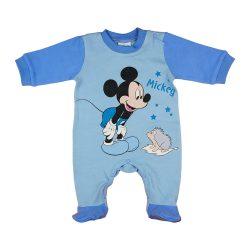 Disney Mickey sünis hosszú ujjú rugdalózó