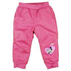 Disney Minnie bélelt vízlepergetős nadrág