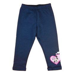 Disney Minnie belül bolyhos lányka szabadidő nadrág