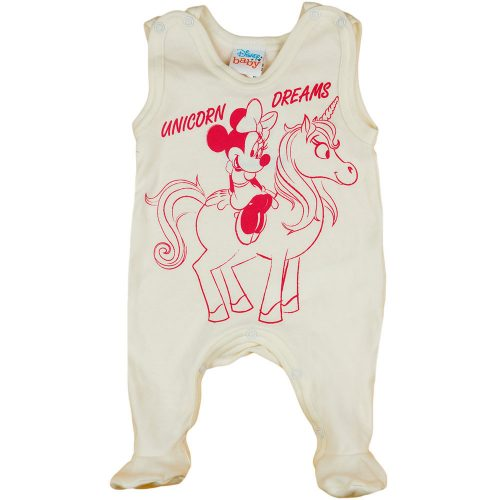 Disney Minnie unikornisos ujjatlan rugdalózó
