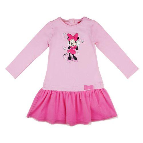 Disney Minnie hosszú ujjú lányka ruha