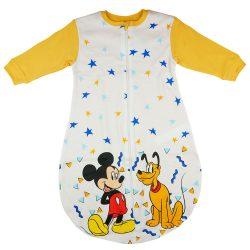 Disney Mickey és Plútó| hosszú ujjú vékony pamut hálózsák 1|5 TOG