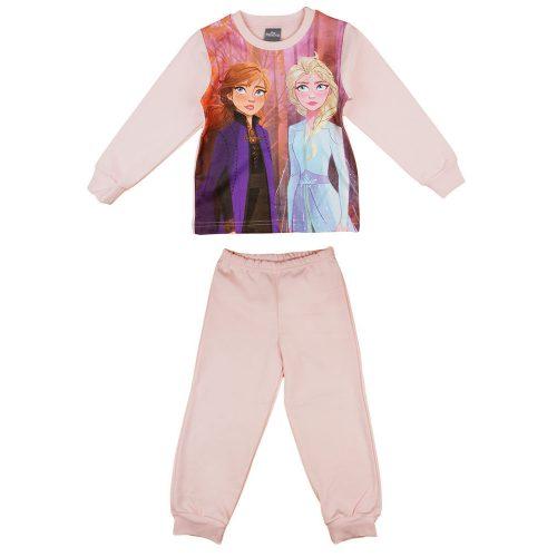 Disney Frozen/Jégvarázs lányka pamut pizsama
