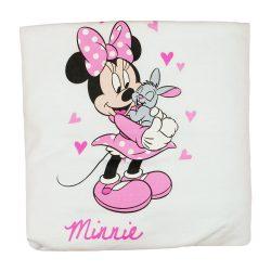 Disney Minnie nyuszis gumis lepedő