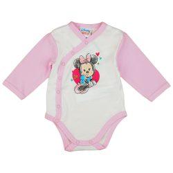 Disney Minnie hosszú ujjú baba body