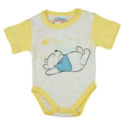 Disney Micimackó rövid ujjú baba body