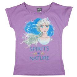 Disney Frozen II./Jégvarázs II. lányka csónaknyakú póló