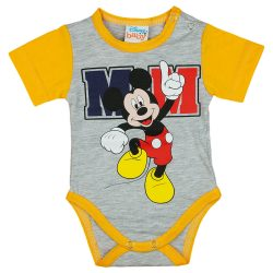 Disney Mickey rövid ujjú baba body