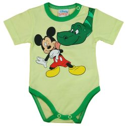Disney Mickey dínós baba body