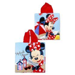 Disney Minnie frottír fürdőponcsó