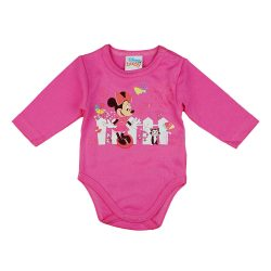 Disney Minnie cicás hosszú ujjú baba body