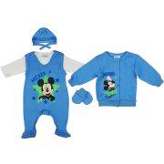 Disney Mickey csillagos 5 részes baba szett
