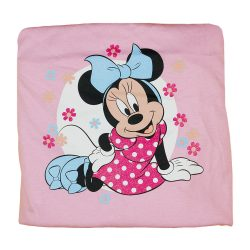 Disney Minnie virágos gumis lepedő