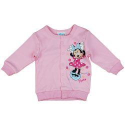 Disney Minnie virágos baba kardigán