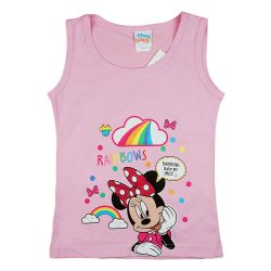 Disney Minnie szivárványos lányka trikó