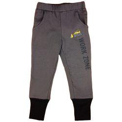 """""""Work Zone"""" markológépes, belül bolyhos fiú szabadidő nadrág"""