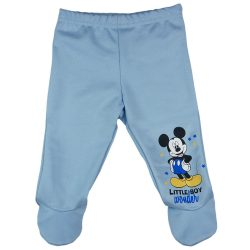 Disney Mickey belül bolyhos baba nadrág