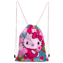 Hello Kitty mintás tornazsák