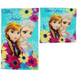 Disney Frozen/ Jégvarázs mintás 2 részes törölköző szett