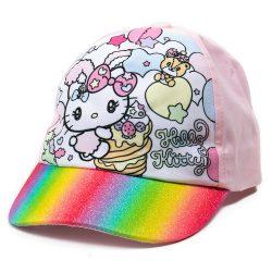 Hello Kitty baseball sapka