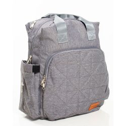 FreeON pelenkázó táska / hátizsák - Diamond szürke