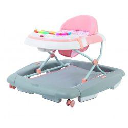 FreeOn bébikomp, hintázós - Piano, rózsaszín