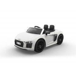 Apollo elektromos kisautó Ocie - Audi R8 Spyder, fehér