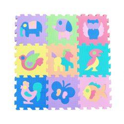 Apollo FreePlay Puzzle játszószőnyeg - Állatos I.