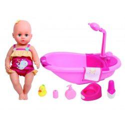 Apollo Rong Long - játékbaba fürdető szett