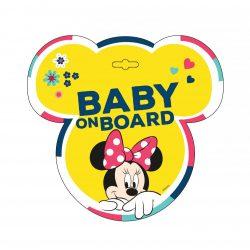 Apollo Seven Disney Baby on board tábla - Minnie