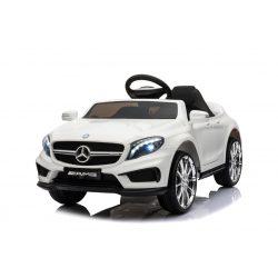 Hoops Elektromos autó Mercedes AMG GLA 45 (12V) - Fehér