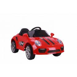 Hoops Elektromos sport autó - Piros
