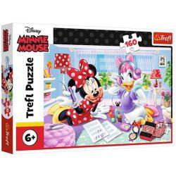 Minnie és Daisy 160 részes kirakós