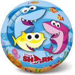Labda , shark, cápás, 23 cm.