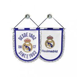 Real Madrid zászló autós DESDE1902